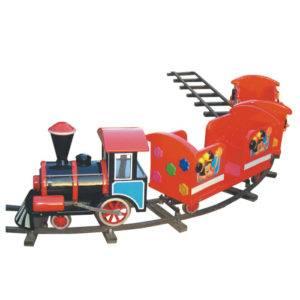 Zapped Train