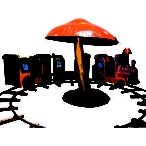 MASHROOM TRAIN