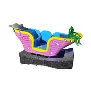 Mini Boat Surfer
