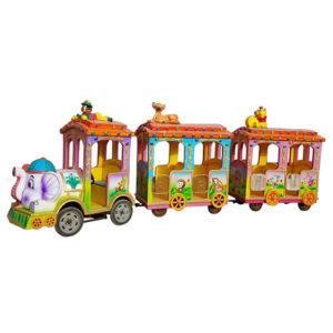 Elephant Road Train